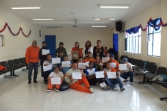 Theatre workshops in the Correctional Facility of Cotopaxi, Quito – ECU